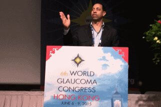 World Glaucoma Conference